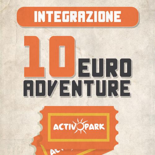integrazione ADVENTURE 3 percorsi avventura