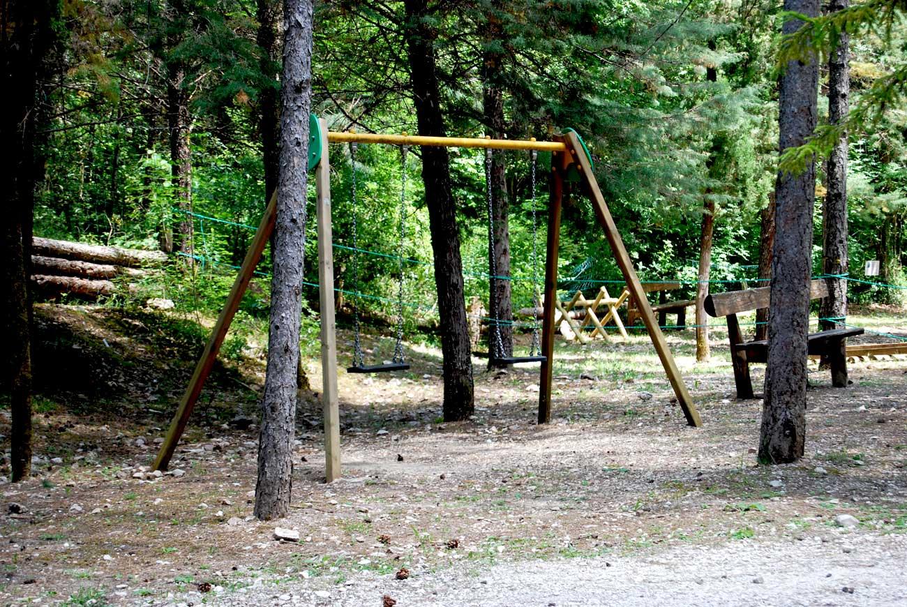 Playground giochi calssici per bambini - Activopark