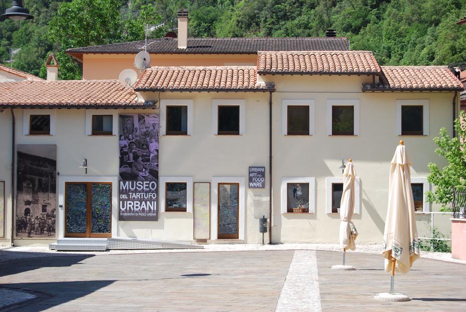 Scheggino - Museo del tartufo Urbani