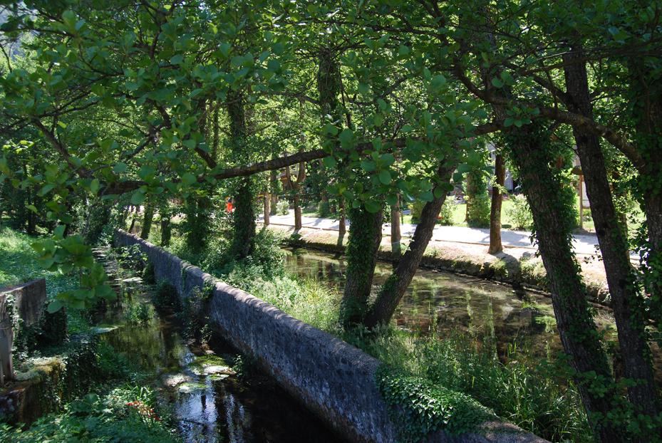 Scheggino - Parco di Valcasana