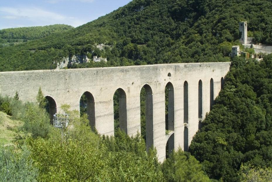 Spoleto - Il Ponte delle Torri