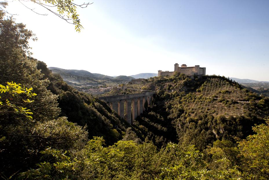 Spoleto - Rocca Albornoz
